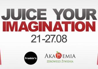 Juice your imagination grafika konkursowa mn