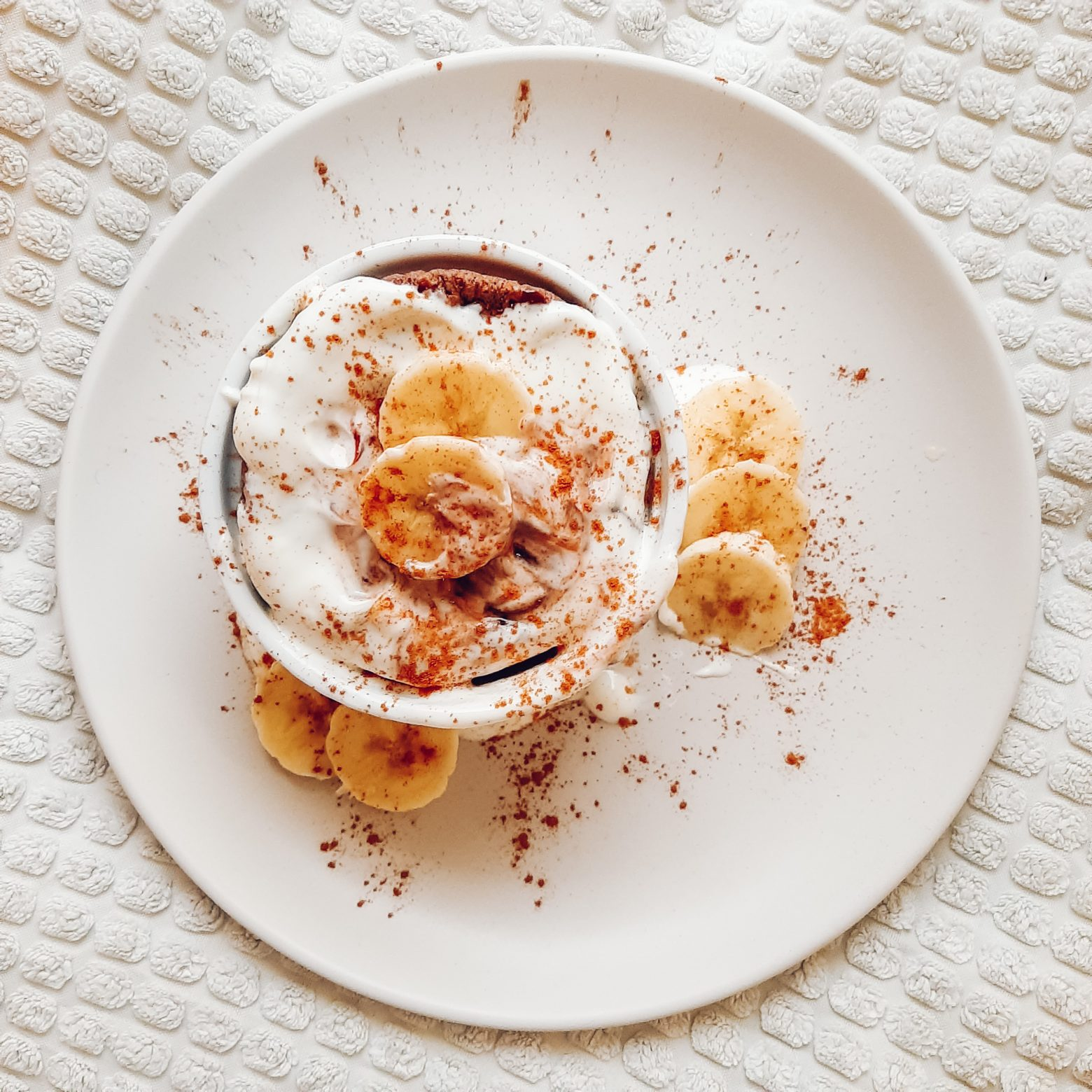 czekoladowa muffinka